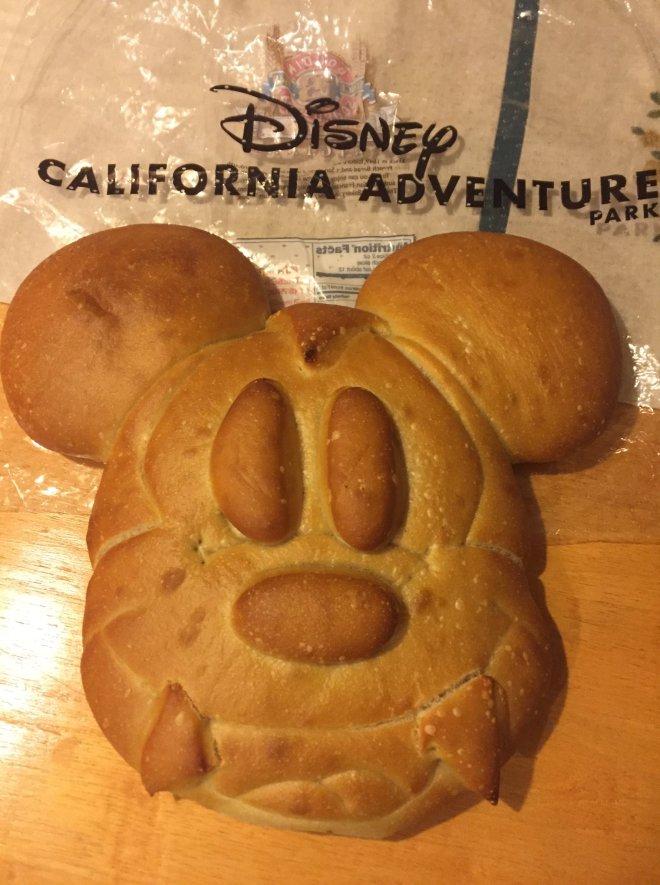 Mickey sourdough
